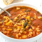 minestrone 150x150 - Nourishing Turkey Bone Broth (in slowcooker)