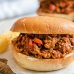Sloppy Joes 2 150x150 - BEST EVER Meatloaf with a Brown Sugar Honey Whiskey Glaze