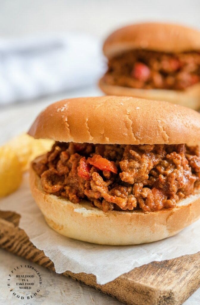 Sloppy Joes 2 672x1024 - The PERFECT Sloppy Joe Recipe