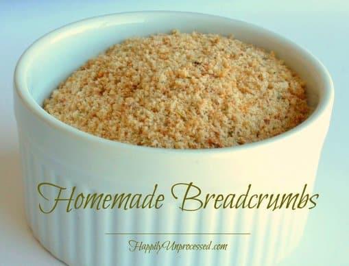 Seasoned Breadcrumbs