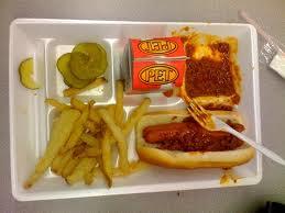 school tray