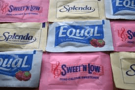 sweetener - ARTIFICIAL SWEETENERS