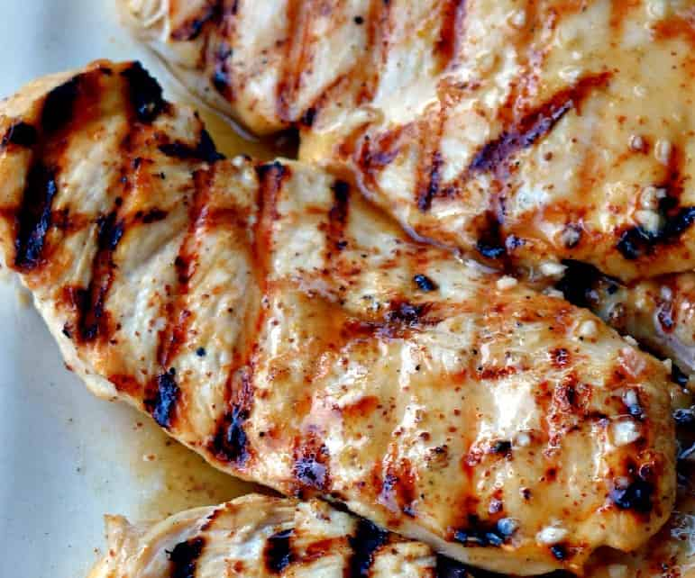 Best grilled chicken marinade happily unprocessed forumfinder Gallery