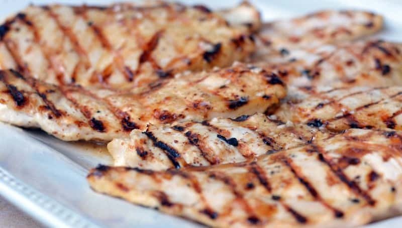 Best grilled chicken marinade happily unprocessed easy grilled chicken marinade forumfinder Image collections