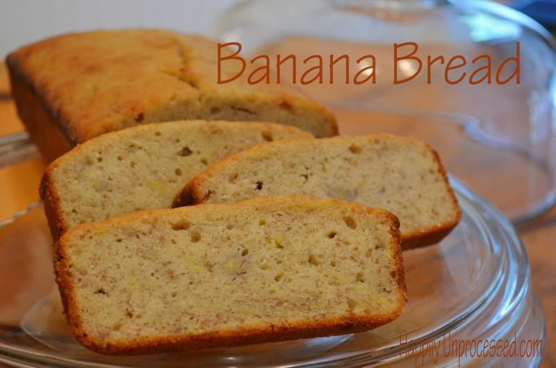 ... Buttermilk Banana Bread recipe and it has now surpassed my tried and