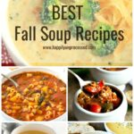 5 Delicious Fall Soup Recipes