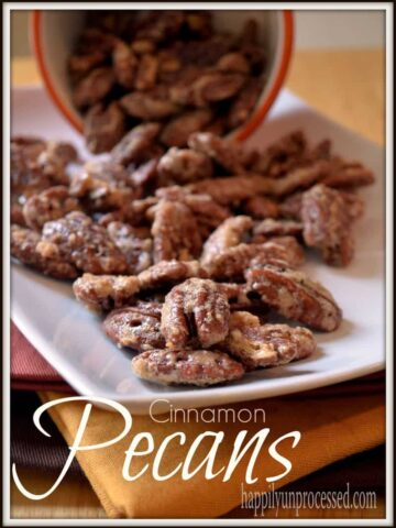 pecans2 360x480 - Candied Pecans