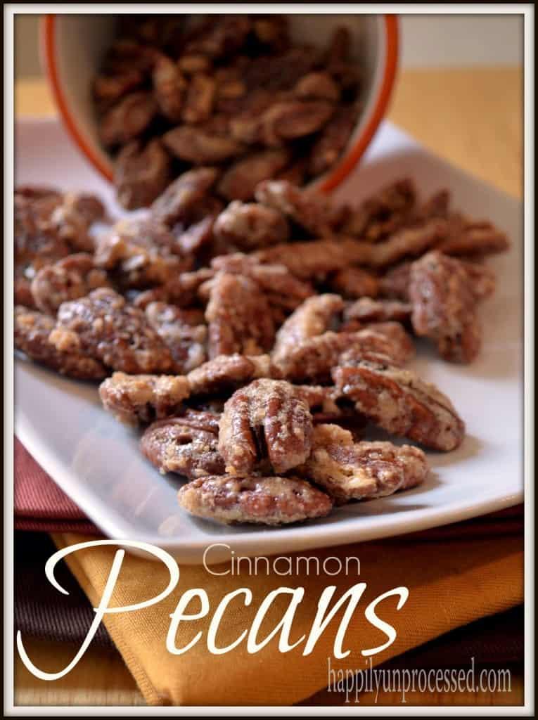 pecans2 765x1024 - Candied Pecans
