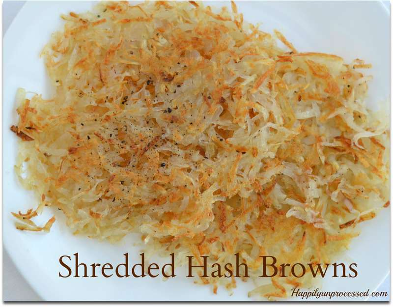 ... secrets to getting your hash browns not to stick to the pan. Ready