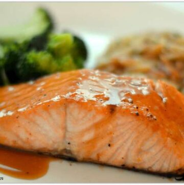 018pspic1 360x361 - Bobby Flay's Salmon with Brown Sugar and Mustard Glaze