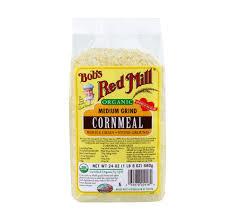 organic cornmeal - Gluten Free Cornbread