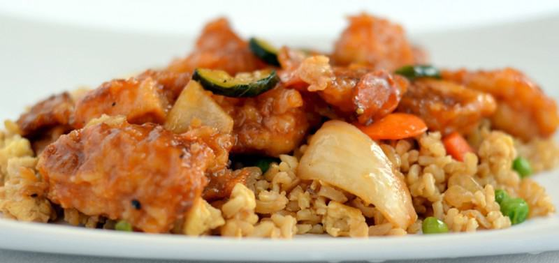 sweet and sour chicken 1024x483 - Sweet 'n Sour Chicken