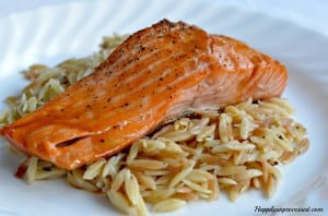 maple brown sugar salmon