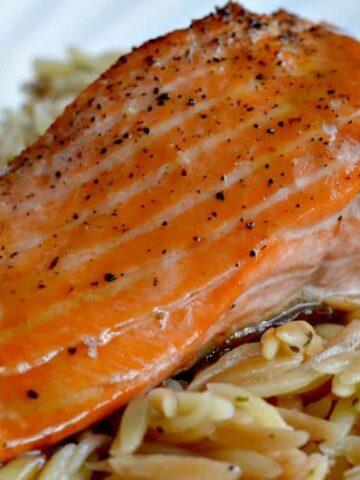 013pic1 360x480 - Maple & Brown Sugar Glazed Salmon | RECIPE