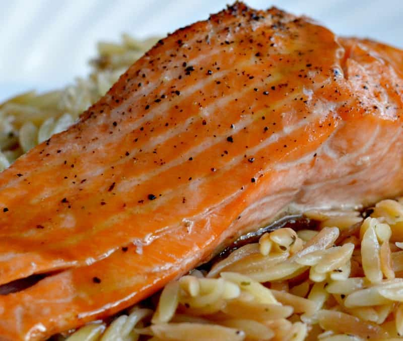 maple salmon recipe without soy sauce