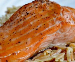 013pic2 300x248 - Maple & Brown Sugar Glazed Salmon | RECIPE