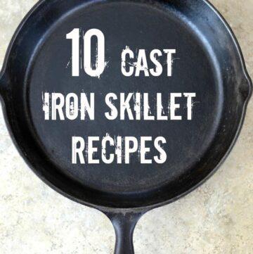 018pic2 360x361 - 10 Cast Iron Skillet Recipes