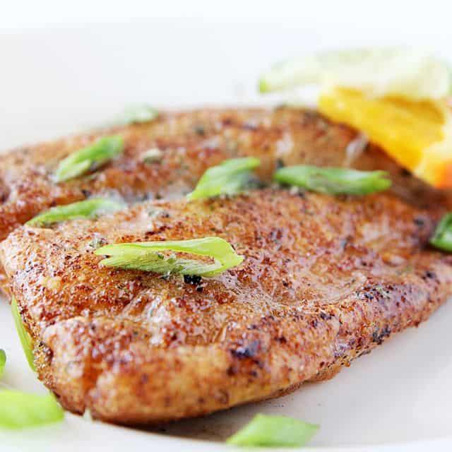 10 skillet tilapia - 10 Cast Iron Skillet Recipes