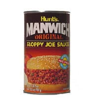 Make THIS, Not THAT!:  Sloppy Joes