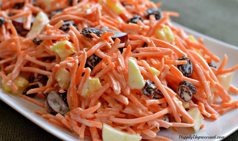 Carrot Almond Salad Recipes — Dishmaps