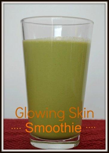 Glowing Skin Smoothie