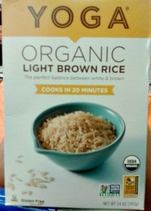 Does your rice need to be organic?