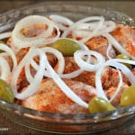 Smoked Paprika Chicken with Green Olives