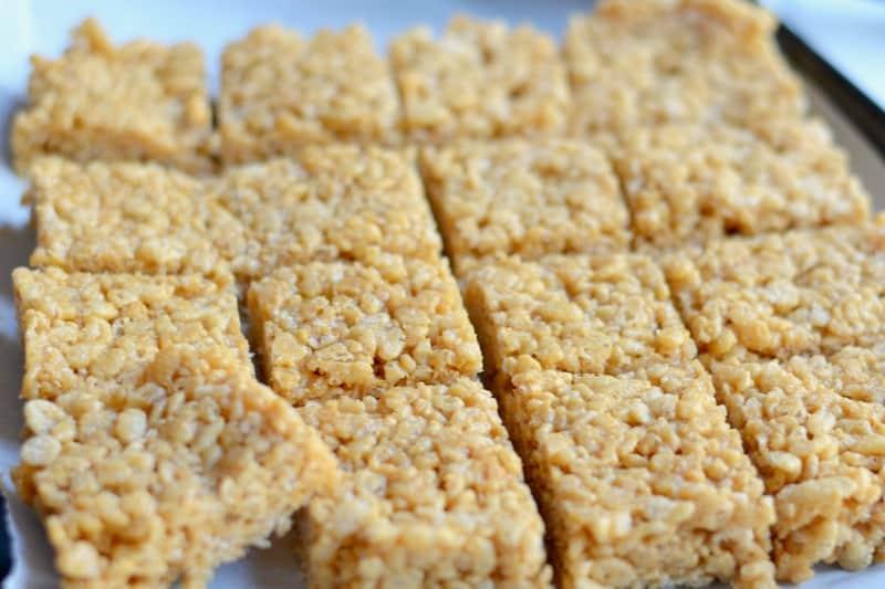 Crispy Rice Treats (Sugar-Free, Gluten-Free, Marshmallow Free)   Fun And Yummy Rice Krispie Treats