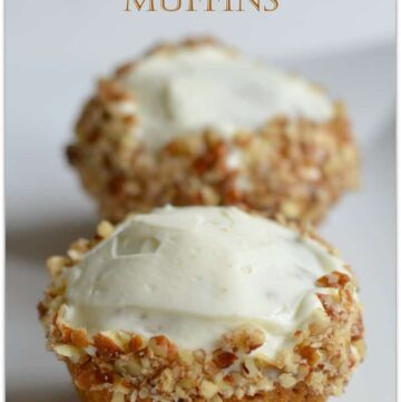 198pic6 360x361 - Carrot Cake Muffins
