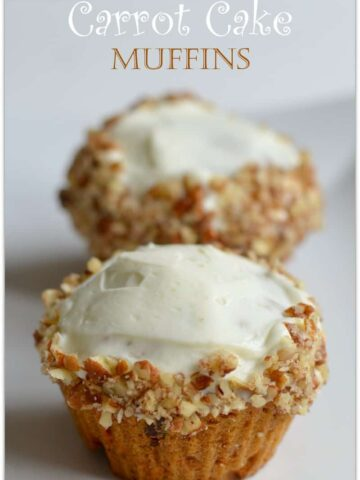 198pic6 360x480 - Carrot Cake Muffins
