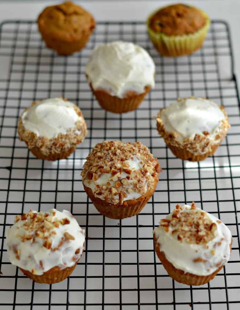 217pic1 795x1024 - Carrot Cake Muffins