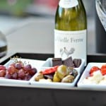 French Hors d'Oeuvres and Wine
