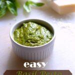 044resize 150x150 - Easy Homemade Basil Pesto