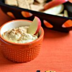5 minute Pumpkin Cream Cheese Dip