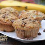 070resize 150x150 - Banana Walnut Chocolate Chip Muffins