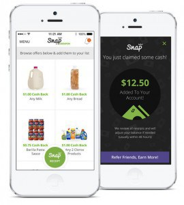 Have you heard about the new app 'Snap' from Groupon?