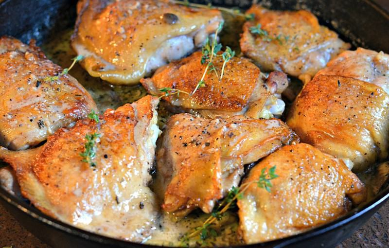 005pspic 1024x653 - Roasted Chicken in a Wine and Butter Sauce