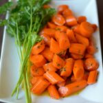 Butter & Honey Glazed Carrots