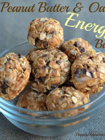 038pspic3 360x480 - Peanut Butter & Oat Energy Bites