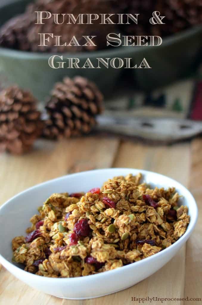 053pspic1 678x1024 - Pumpkin & Flax Seed Granola