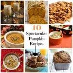 10 Spectacular Fall Pumpkin Recipes