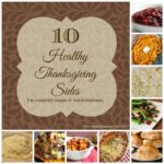 10 Healthy Thanksgiving Side Dishes