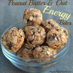 pbutteroatsresize 150x150 - Peanut Butter & Oat Energy Bites