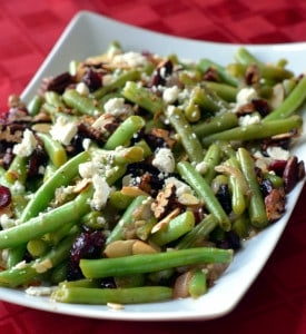 Not Your Mama's Greenbeans