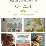 Top Recipes & Posts of 2014