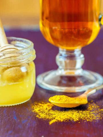 turmeric tea.jpg 360x480 - Turmeric, Ginger & Honey Tea