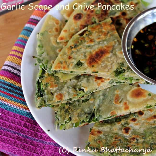 chive-scallion-garlic-quesadilla