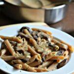Mushroom Stroganoff (no Meat)