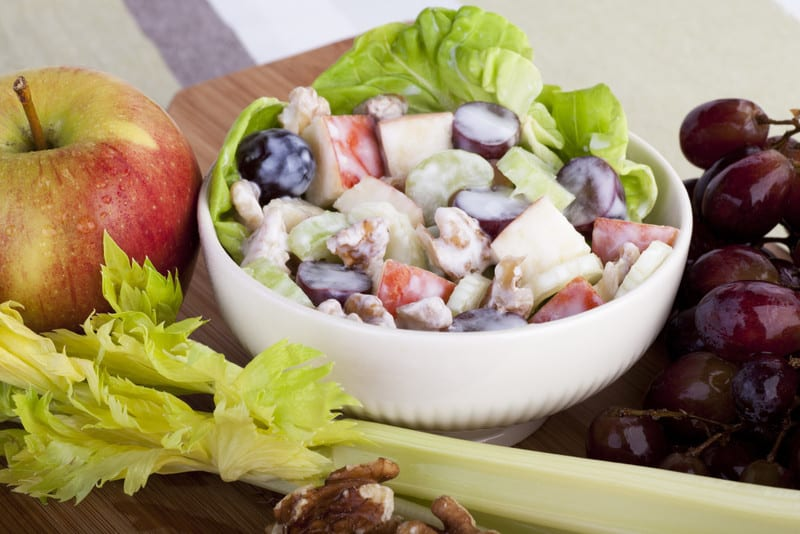 apple wanut salad.jpg 1024x683 - Waldorf Salad