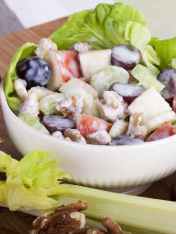 apple wanut salad.jpg 360x480 - Waldorf Salad